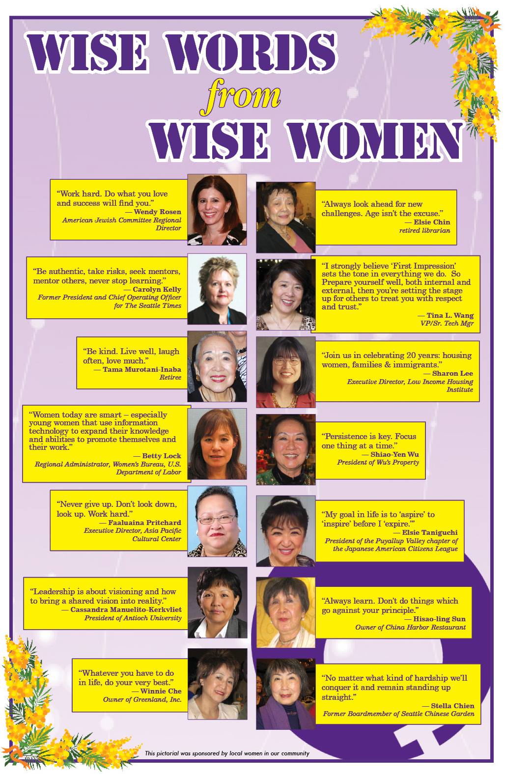 wise asian personals Craigslist provides local classifieds and forums for jobs, housing, for sale, personals, services, local community, and events.