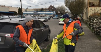 NAAAP cleans up Jackson and King St. in ID