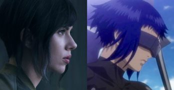"Another controversial case of whitewashing, Scarlett Johansson cast as lead in ""Ghost in the Shell"""
