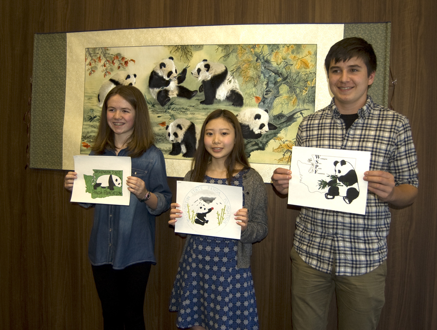 Panda Foundation students