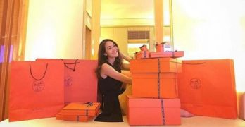 Instagram pics of Hermes bags may be costly for Thai actress