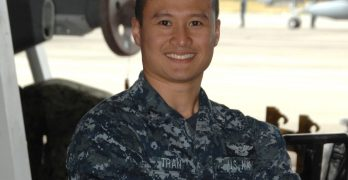Seattle native keeps the Navy's newest, most advanced aircraft flying