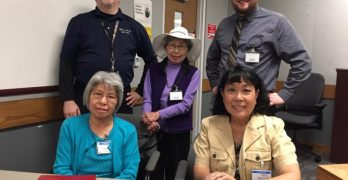 JACL Puyallup Valley presents incarceration experience to Boeing
