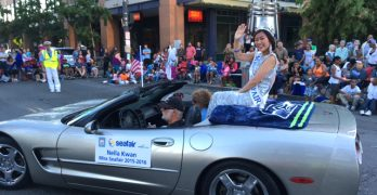 Chinatown Seafair Parade