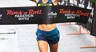 Sophia Liu wins Seattle Rock 'n' Roll Marathon