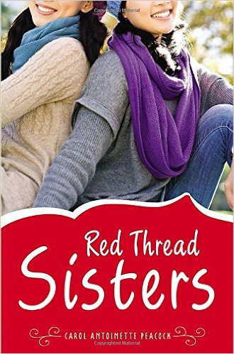 SHELF red thread sisters