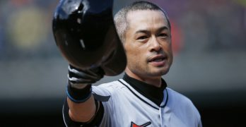 Ichiro Suzuki gets  3,000th career hit,  Marlins beat Rockies