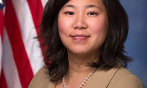 Meng is new vice chair of the Democratic National Committee