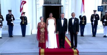 Singapore PM visits the White House