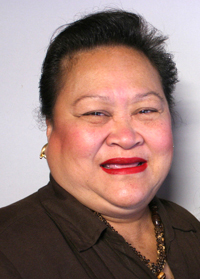 NAMES-appointees Faaluaina Pritchard