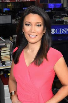 Elaine Quijano ( Photo: Heather Wines/CBS)