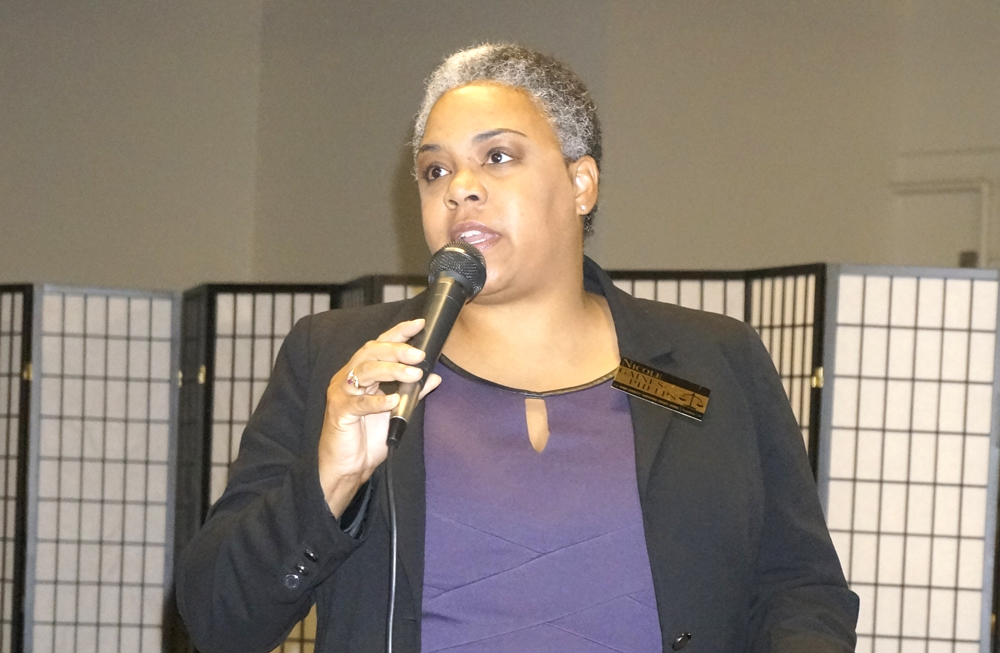 NICOLE GAINES PHELPS, Candidate for Superior Court, Judge Position 14
