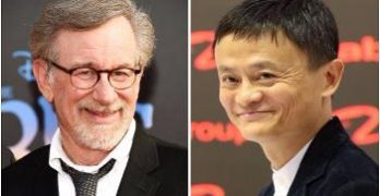 Spielberg's Amblin, China's Alibaba announce partnership