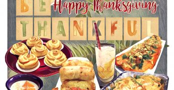 EDITORIAL: Thanksgiving every day