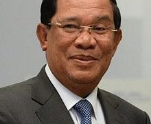Cambodian opposition chief  found guilty over Facebook claim