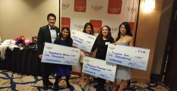 NAAAP-Seattle awards scholarships