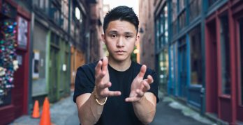 Young artists harness the power of Bruce Lee, fights racism through poetry