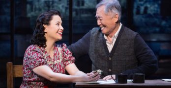 George Takei's musical Allegiance to play in movie theaters