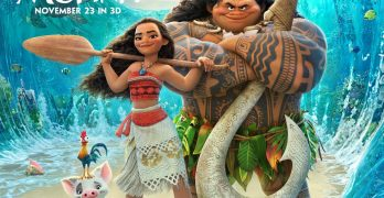 Disney's Moana, first Polynesian princess, sails to the top of the box office
