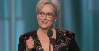 Meryl Streep, don't knock martial arts