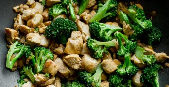 Celebrate Chinese New Year by pulling out the stir fryer