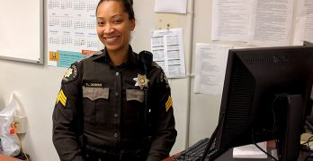 Representing diversity at King County Sheriff's Department