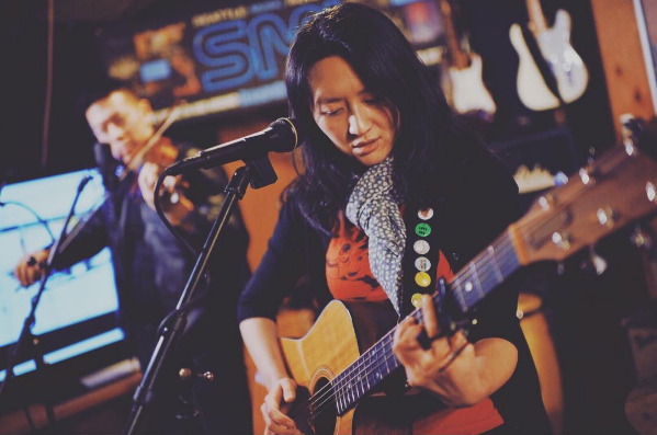 Brenda Xu — Seattle singer/songwriter goes all around the world for her art