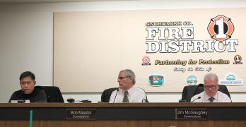 After making racist remarks about Mexicans, two fire commissioners face angry public