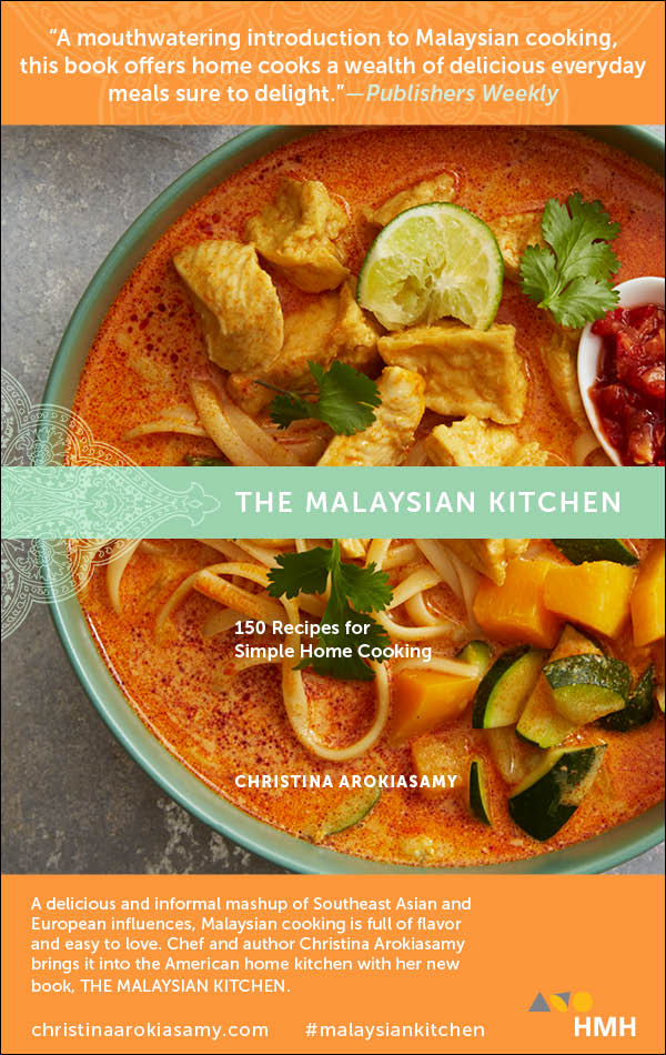 Home Kitchen Cooking the malaysian kitchen — 150 recipes for simple home cooking