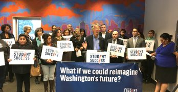 Campaign for Student Success: Fighting for education dollars and equity