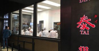 Din Tai Fung opened at first downtown Seattle location