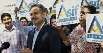 Muslim immigrant to join California lieutenant governor race