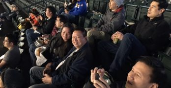 Mariners celebrate Asian Pacific Heritage Night