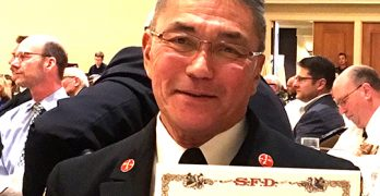 Seattle Fire Department Awards Luncheon