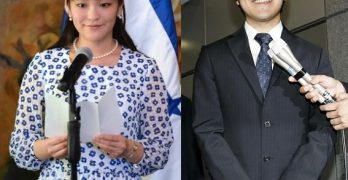 Japan's Princess Mako to marry ocean-loving legal assistant