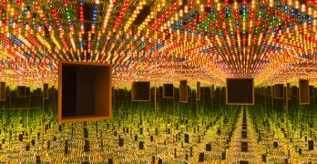 Yayoi Kusama's Infinity Mirrors to open at Seattle Art Museum