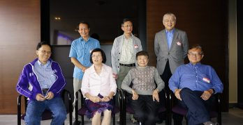 BLOG: Seattle Chinese Voice's reunion after 40 years — Reflecting on youthful accomplishments