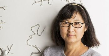 Remote Washington park features work by artist Maya Lin