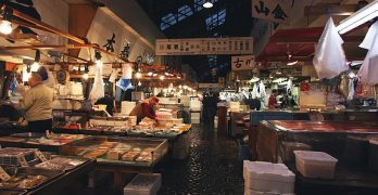 Tokyo's governor decides to keep famous Tsukiji fish market