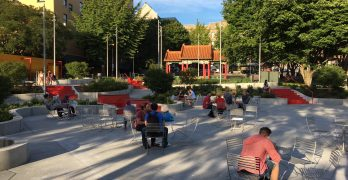 Hing Hay Park Expansion opens