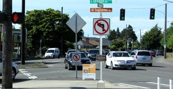 Proposal to rename city intersection after Al Sugiyama