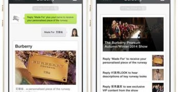 How Burberry used a popular Chinese app to boost sales