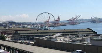 BLOG: What strangers think about Seattle