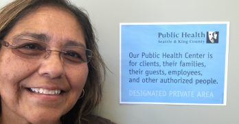 Public Health encourages immigrant clients to access services without fear