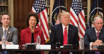Asian American groups to Elaine Chao: Stand with us or resign