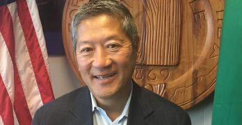 Chief of staff change: Kiga to replace outgoing Fong