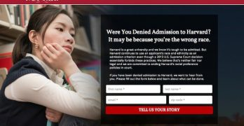 Asian American students rejected by Harvard at center of affirmative action fight