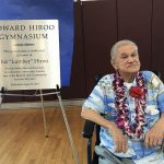 Gym named in Hiroo's honor