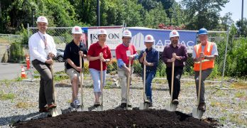 Kin On supportive housing project breaks ground