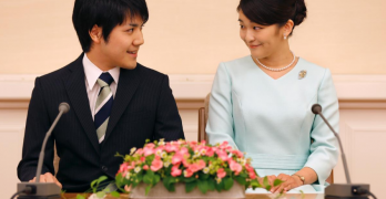 Japanese princess engaged to college love; wedding next year